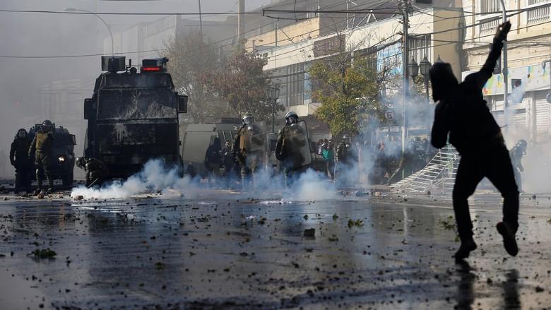Usai Demo Rusuh, Chili