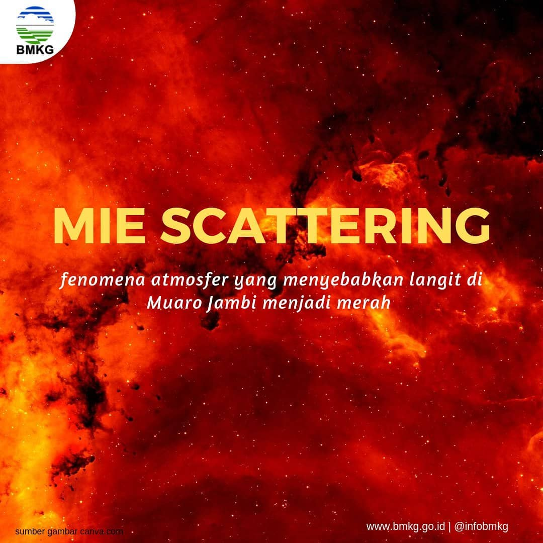Mie scattering jambi