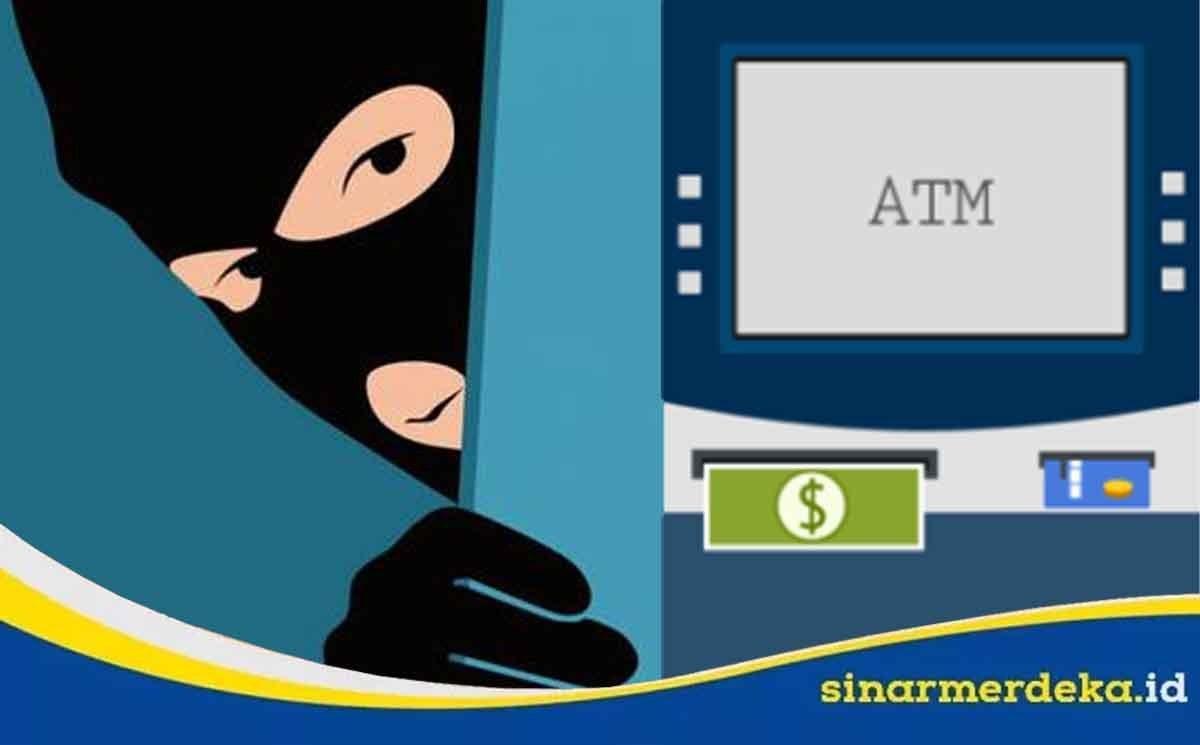 Perampokan ATM